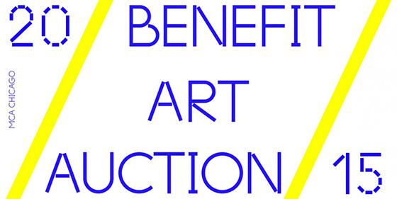 MCA art auction