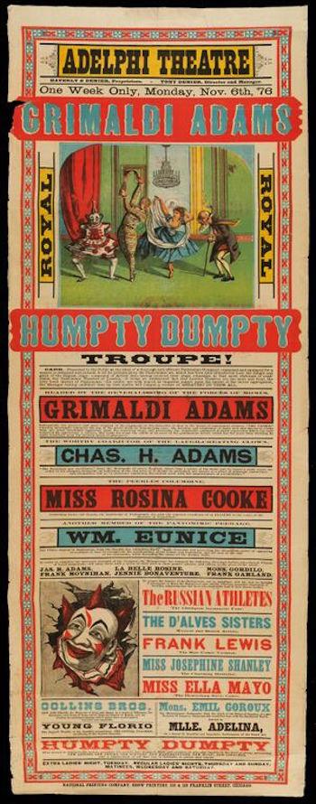 Adelphi poster