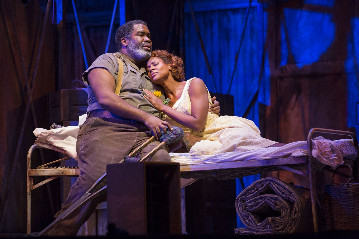 Porgy & Bess, photo by Todd Rosenberg