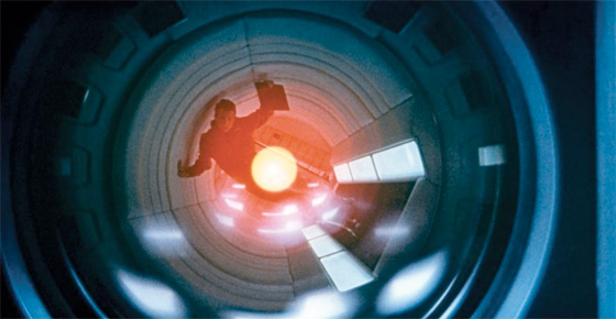 2001: A Space Odyssey at 70mm
