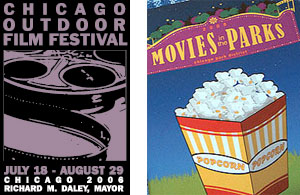 chicago outdoor film festival movies in the park