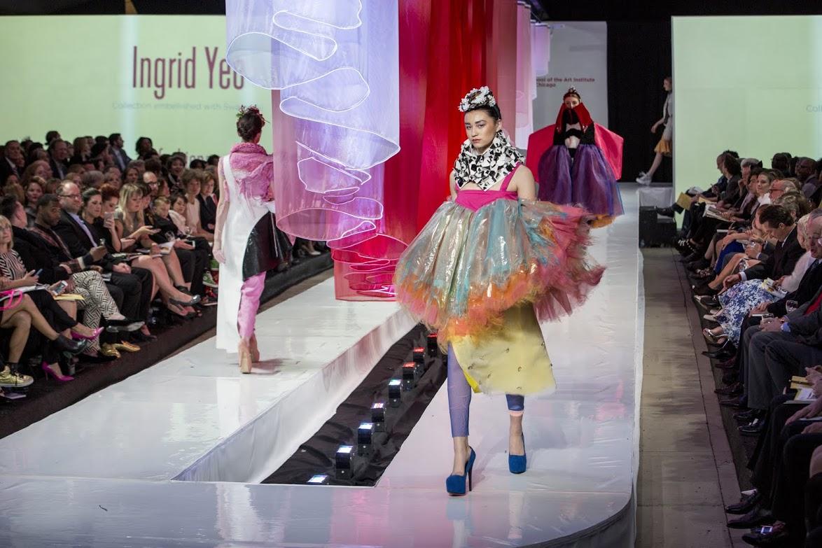 American Girl Fashion Show 2015 Chase Center SAIC Department of Fashion
