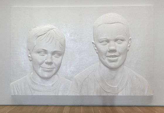 Charles Ray, Two Boys
