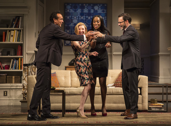 Disgraced at Goodman Theatre