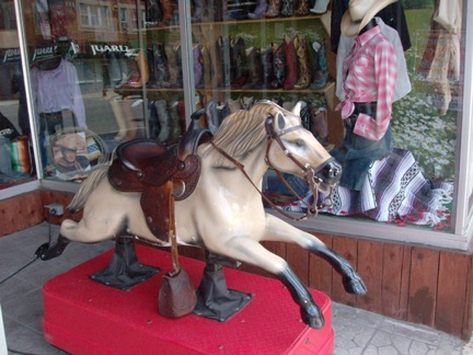 Horse in front of Alcala's.jpg