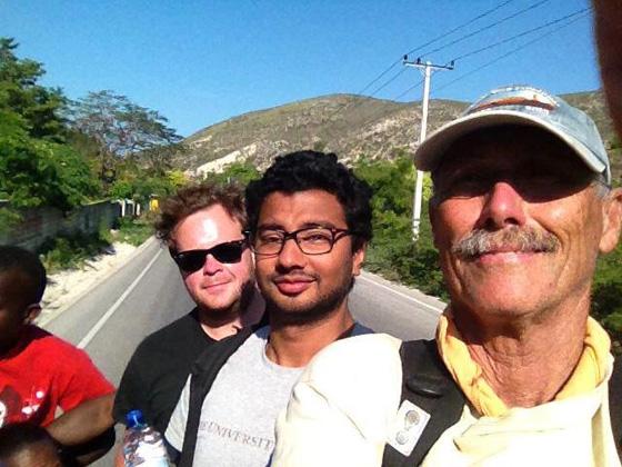 Jack Newell, Dinesh Sabu & Tim Myers