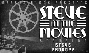 Steve at the Movies film review column
