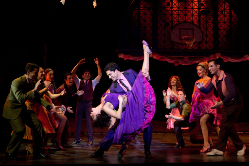 West Side Story touring showjpg