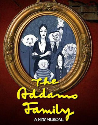 The Addams Family @ Cadillac Palace Theatre