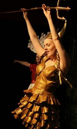 Red Hot Annies as Maude Big Lebowski Burlesque- small.jpg