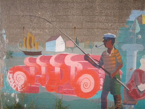 Lawrence Avenue mural