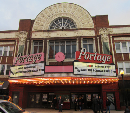 The Portage Theatre, Chicago
