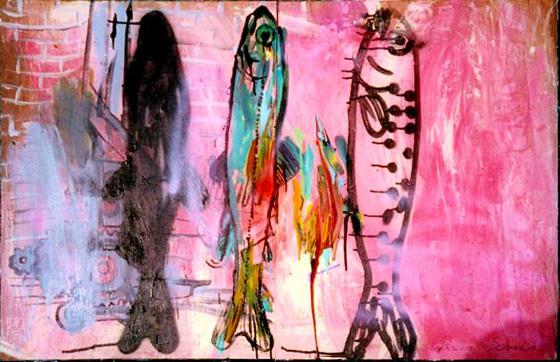 Cal Schenkel art