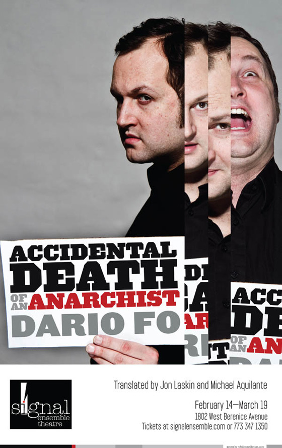 accidental death of an anarchist essay Accidental death of an annarchist, review the accidental death of an anarchist is a play based solely around the prospect of.