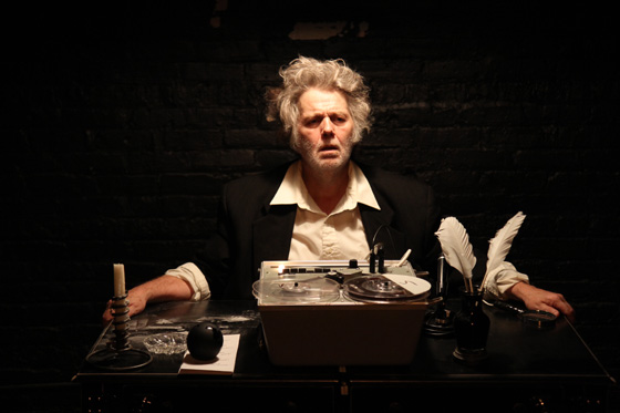 krapps last tape essays The most astounding thing one notices about krapp's last tape is the manner in which the three krapps relate to what one learns from krapp's last tape applies.