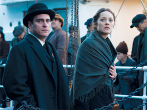 The Immigrant, starring Marion Cotillard and Joaquin Phoenix