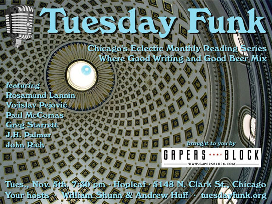 Tuesday Funk November 2013