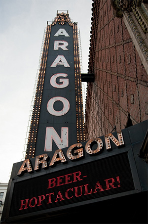 Beer Hoptacular at Aragon Ballroom