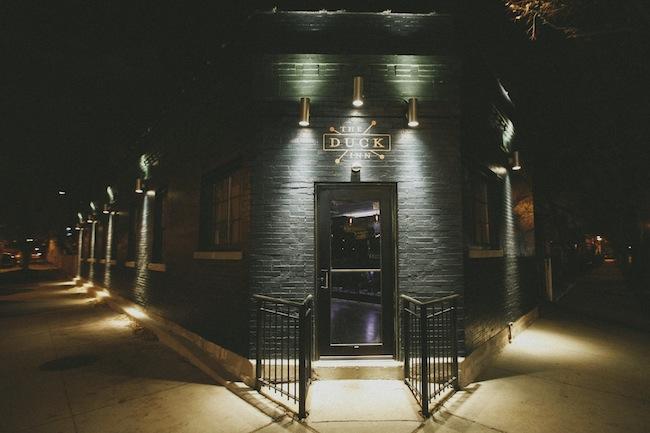Duck Inn Exterior