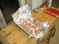 Bacon Wrapped Sausage 2.JPG