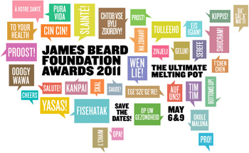 2011 James Beard Award Semifinalists Announced