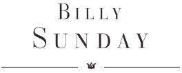 billy sunday bar