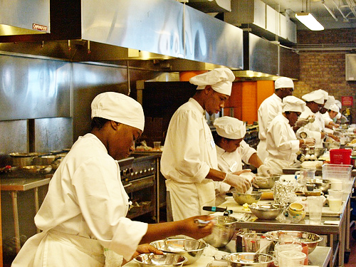enjoyable careers in the field of culinary arts It has been requested that the title of this article be changed to culinary arts people working in this field – especially in careers and jobs.