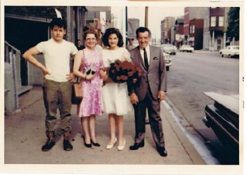 DiPaulo family -- Mario's Italian Ice