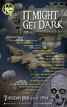 it might get dark 2015