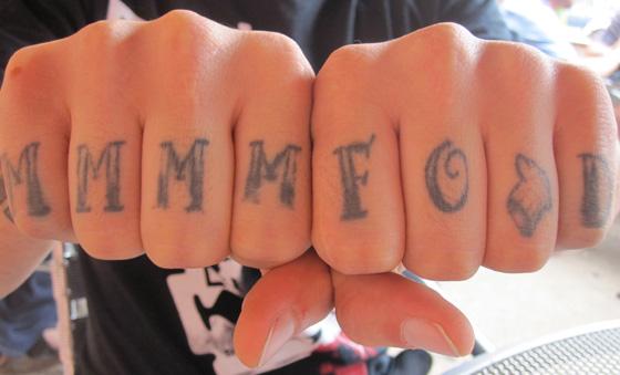 Kuma's tattoo 1