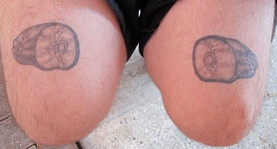 Kuma's tattoo 5