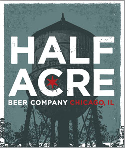 half acre beer