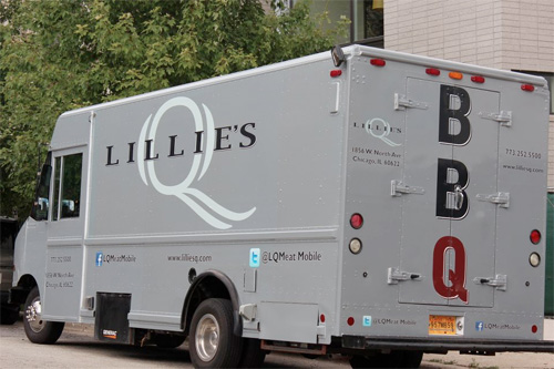 lillie's q meat mobile