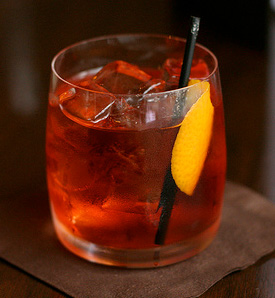 Negroni, by Geoff Peters