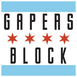 Gapers Block flag 250x250