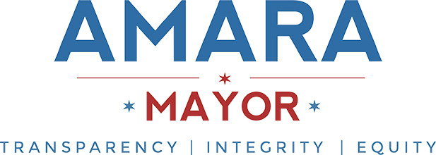amara for mayor