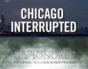 Cure Violence, Chicago Interrupted, Dishonored video game