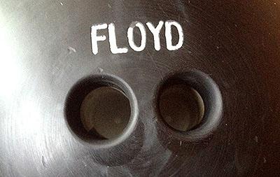 floyd bowling ball