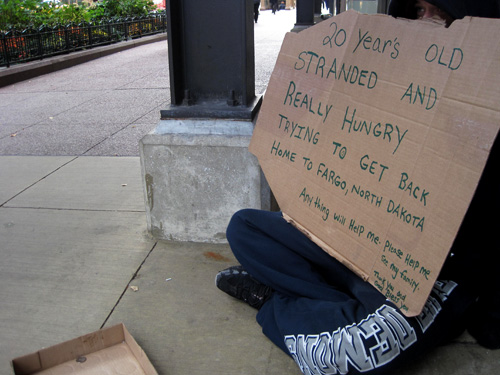 homeless youth in Chicago