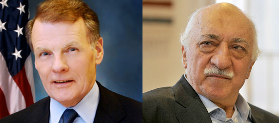 michael madigan and fethullah gulen
