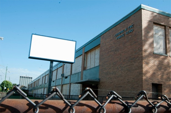 shuttered CPS school