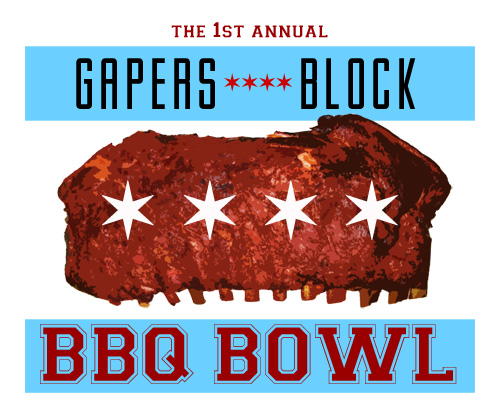 Gapers Block BBQ Bowl 2012