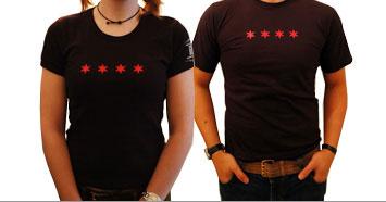 GB T-shirts