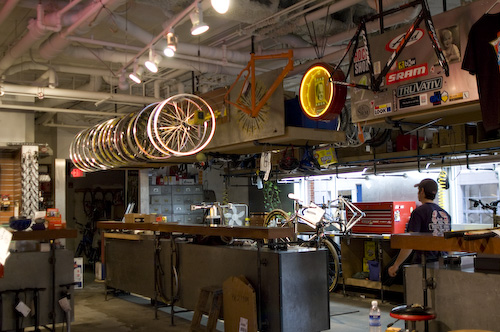 Pony Shop Evanston Cyclocross