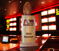 ESPN Zone Ultimate Couch Potato Competition Trophy 2010.jpg