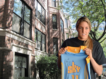 Elena Delle Donne = East Lakeview