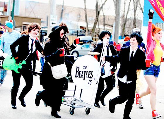 Gapers Chiditarod The Beatles.jpg