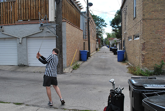 alley golf chicago