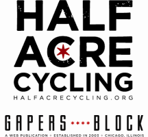 Half Acre Cycling Gapers Block Crits