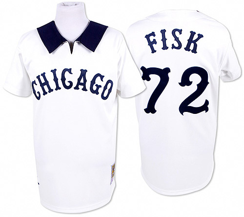 white sox retro jersey